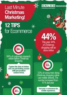 marketing de última hora para navidades