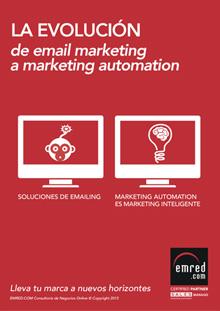 Evolucionando del email marketing al marketing automation
