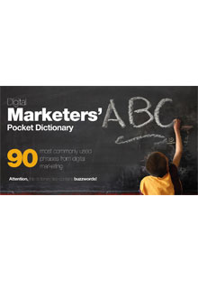 modern marketing pocket dictionary