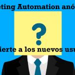 marketing automation anónimo
