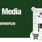 socia media ecommerce