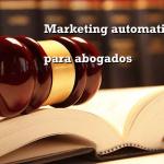 marketing automation para abogados