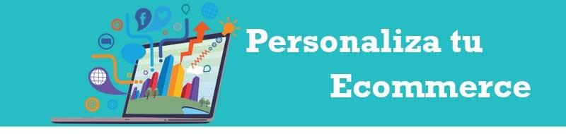 personaliza tu ecommerce