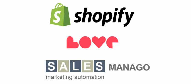 Marketing automation con Shopify