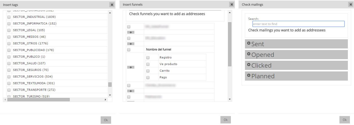 segmentacion clientes email marketing ecommerce