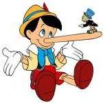 mentir
