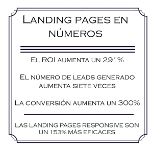 landings pages