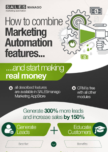 Cómo combinar las funcionalidades del marketing automation