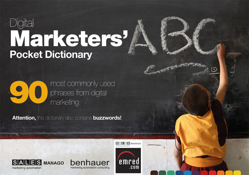 ebook diccionario de bolsillo marketing digital