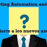 marketing automation anónimo