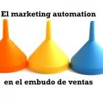 El marketing automation en el embudo de ventas