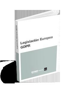 legislación europea GDPR