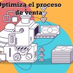 optimiza el proceso de venta