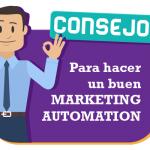 Qué hace falta para tener buenos resultados con marketing automation