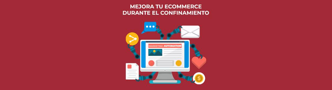 Acciones de Optimización Conversión Ecommerce