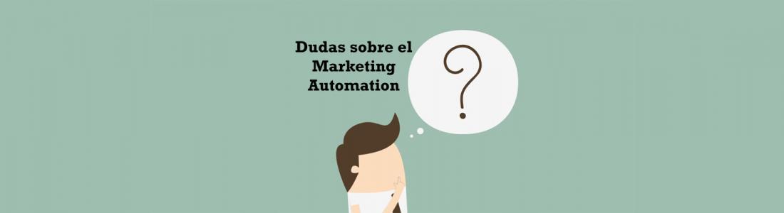 Dudas sobre el marketing automation