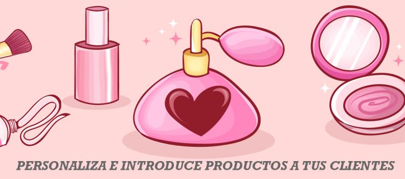 Recomendar producto y personalizar contenidos