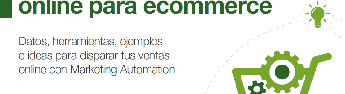 Ebook de marketing automation para ecommerce