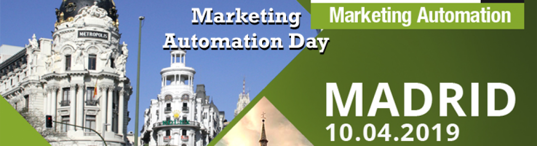 MARKETING AUTOMATION DAY MADRID 2019