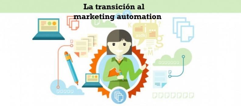 La transición al marketing automation